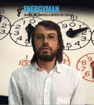 Giovanni della Vigna - foto profilo ENERGYMAN