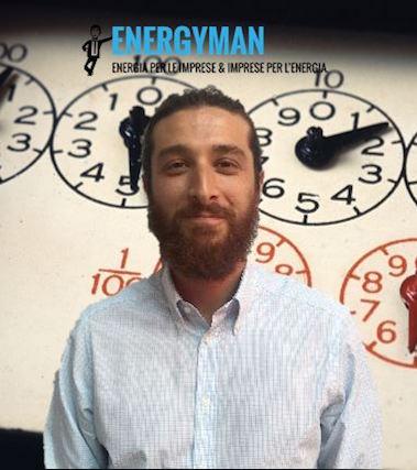 Filippo Bernasconi - foto profilo ENERGYMAN