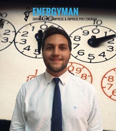 Luca Carbisiero - foto profilo ENERGYMAN