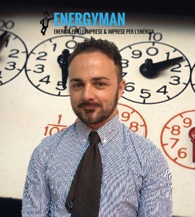 Roberto Papaleo - foto profilo ENERGYMAN